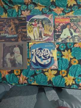 Old Lp Records Hindi Movies Songs