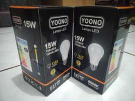 Lampu led yoono 15 watt original premium