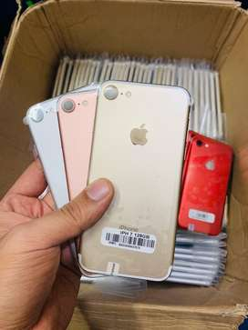 iPhone 7 32Gb & 128Gb Original PTA approved 90% battery Health USA