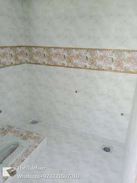 Tile marble fixing cheps designing