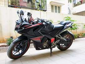 Bajaj Pulsar RS200 2016 ABS model in excellent condition