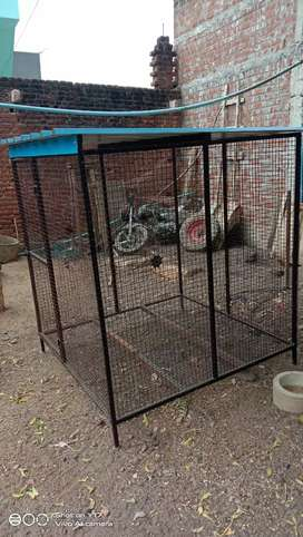 All types of pets cages