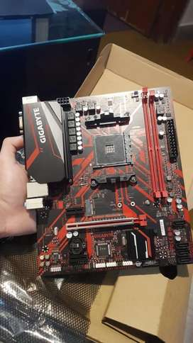 Ryzen 5 3500x and B450 Gaming Motherboard