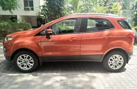 Sell my Ecosport Top condition very rarely used.. negotiable