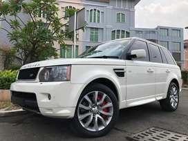 Range Rover 5.0 Bensin 2010 Nik2010 Facelift White Km20rb #BEST DEAL!!