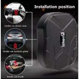 Agen GPS TRACKER portable, lacak posisi mobil/alat berat dg akurat