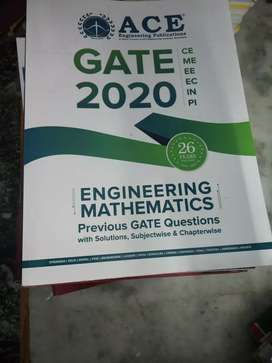 Gate coaching books Ace academy Civil Engineering