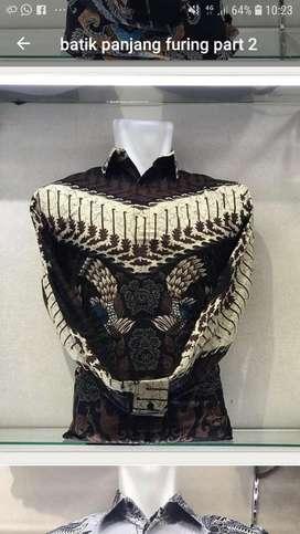 ready baju batik buat seragaman berbagai motif dan warna