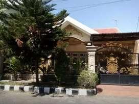 Rumah Siap Huni Gayungsari Barat Bangunan Classic Mewah