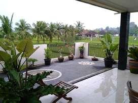 rumah 2 lantai siap huni di denpasar,view sawah,harga termurah,BUC