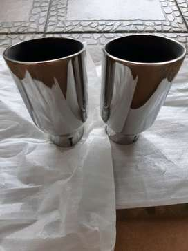 Ironcrafts Exhaust Stainless Steel Tips