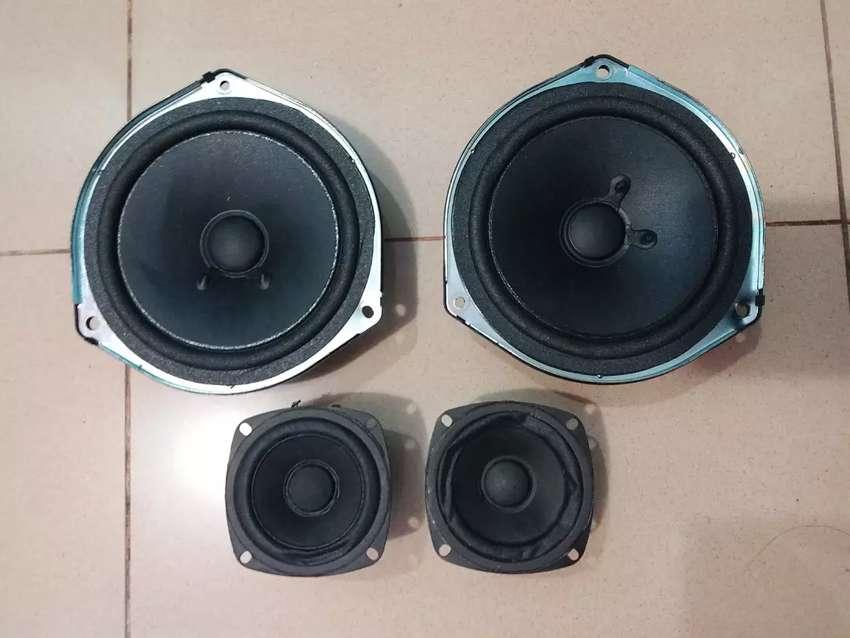 Speaker original toyota avanza 0