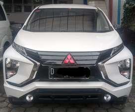 Mitsubishi Xpander exceed MT Putih 2019