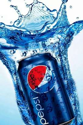 Need a loder for pepsico company