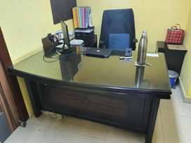 Executive office table for sale!