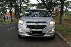 Chevrolet Spin LTZ 1.5 AT 2014 Warna Silver Metalik