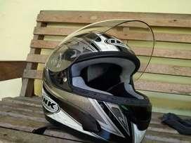 Helm fullface full face  ink gp racer