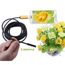 Android And PC USB Endoscope Camera 3.5 M
