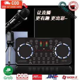 V300 Pro Audio Bluetooth USB External Soundcard Live Broadcast Phone