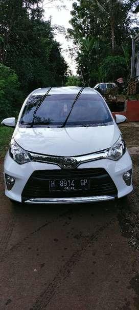 Toyota cayla G metic th2017 pjk hidup plat H semarang