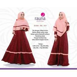 Gamis Rauna RK53