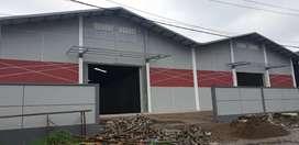 Disewakan gudang di Gatsu baru
