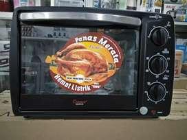 Oven cosmos kapasitas 19 liter bisa grill