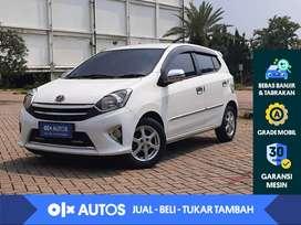 [OLXAutos] Toyota Agya 1.0 G A/T 2015 Putih