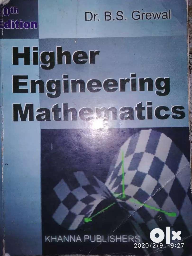 Higher Engineering Mathematics (B.S.Grewal) 0