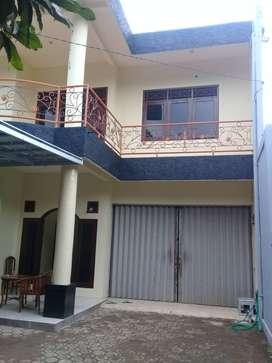 DISEWAKAN RUMAH 2 LANTAI di Kampung kramat, Setu-Cipayung