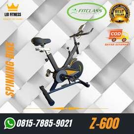 Alat fitness sepeda statis murah fc 600 Fitclass garansi I COD JOGJA