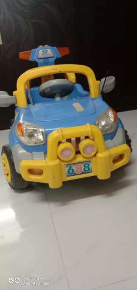 Electric Remote control kid's car