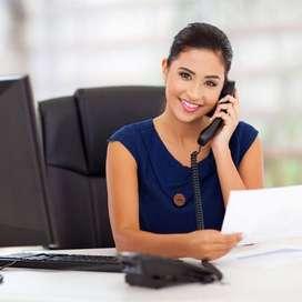 Female personal secretary urgent needed for buisnessman .