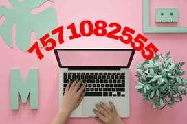 Online advertisement home base job