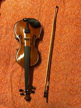 Violin | full size | shoulder rest | Rosin | bow | strings