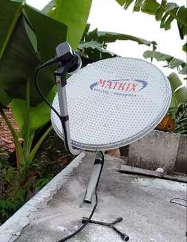 Antena Parabola Semarang Tengah Bebas Berlangganan