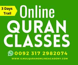 Male and Female Quran tutor for kids - Online Quran classes
