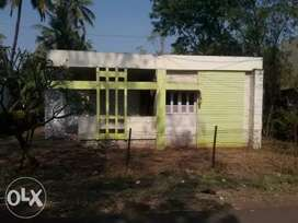 5500 sq. ft. Plot alongwith 1000 sq. ft. Covered office/godown space