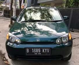 Honda HR-V CBU 4x4 Thn 2000 mobil antik barang sangat langka km rendah