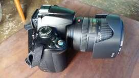 Nikon D5000 lensa 18 200 VR