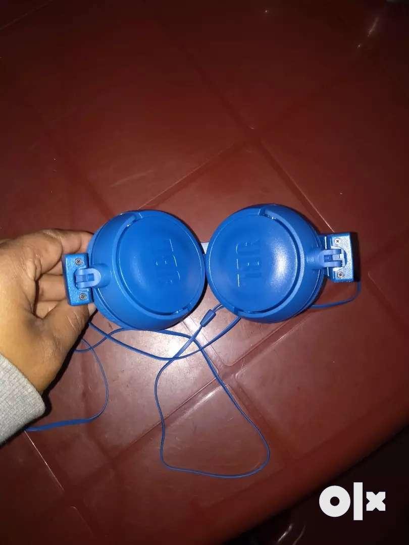 JBL headphone t450 wired 0