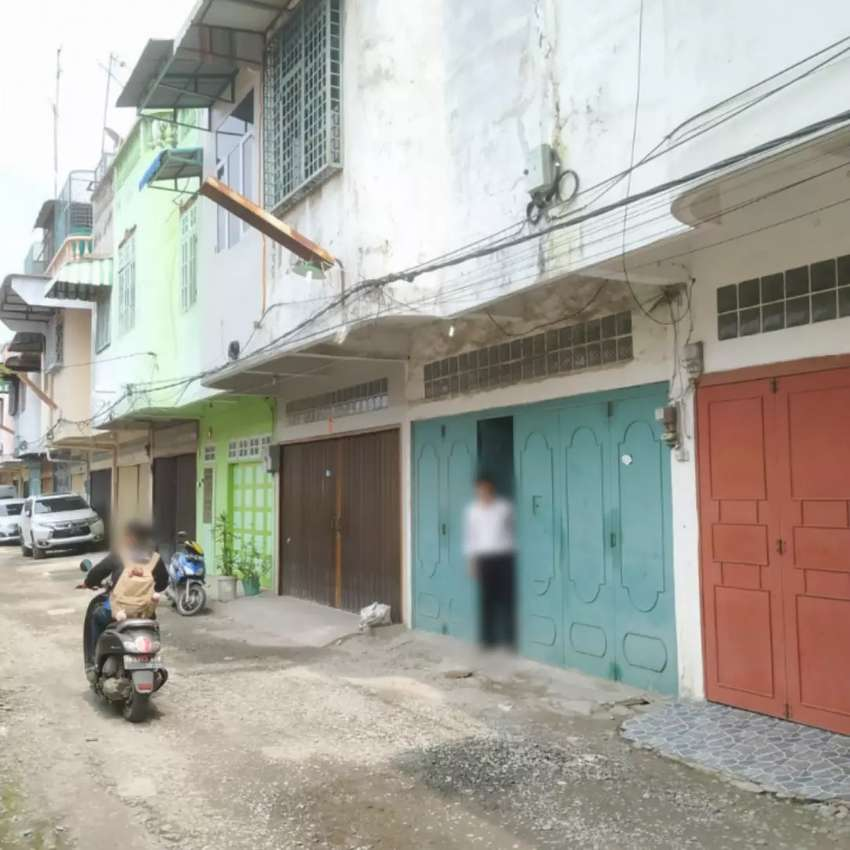 Dijual daerah Krakatau Bilal ujung dekat alpamidi 0