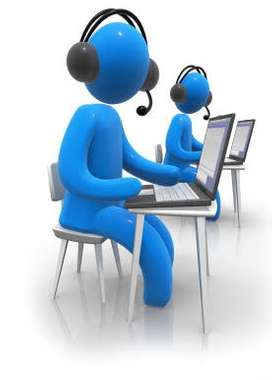 fulltime call center staff with good