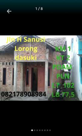 Rumah Dijual Nego Abis