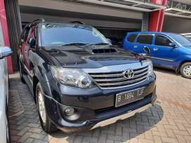 Toyota Fortuner G TRD 2013 AT DP 45jt Cash Kredit Banten Tangerang