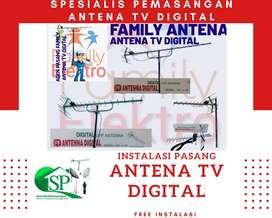 Pasang Baru Antena Tv Anak Terbaik Bogor Utara