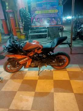 KTM show room condition sell