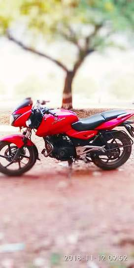I want to sell my 180cc pulsar..good condition..VIP brand number