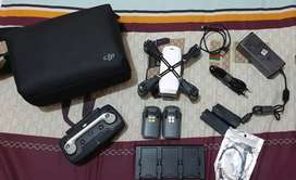 Drone DJI Spark Fly More Combo Normal Lancar