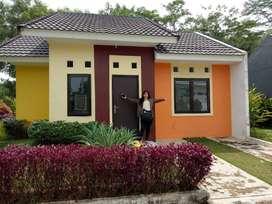 Rumah Delphinium, milenial harga minimalis Subsidi Maja